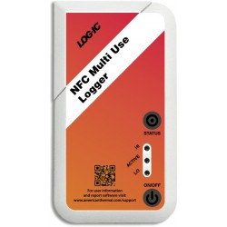 LOG-IC 360 NFC / RFID réutilisable (2 versions)