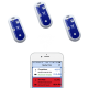 Pod - Enregistreur de température Bluetooth